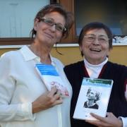 Luisa e Lucia presentano il loro libri