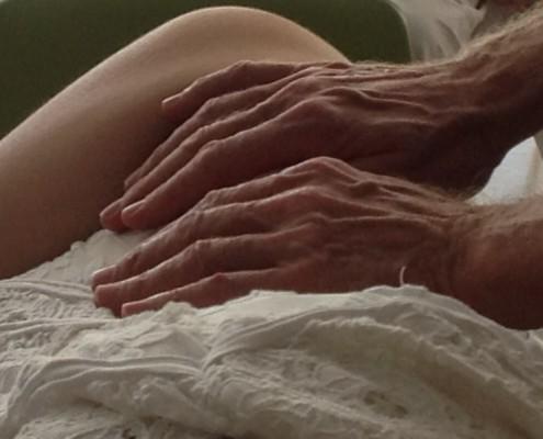 Il dolce ascolto con le mani