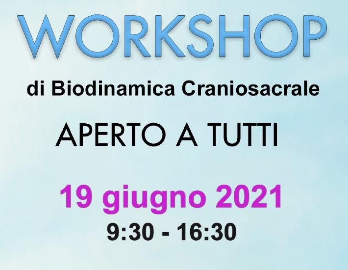 Workshop di Biodinamica Craniosacrale